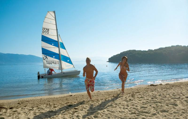Hotel Grecotel Daphnila Bay - Dassia - Corfu